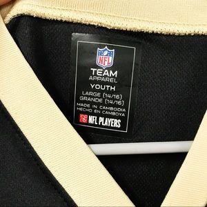 NFL Tops - SAINTS   Drew Brees New Orleans jersey